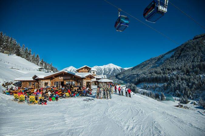Restaurant & Après Ski - Skihütte Angerblick Bad Hofgastein