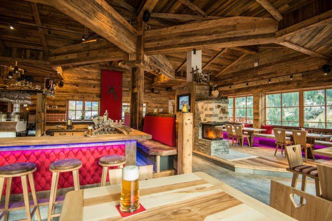 Bewirtschaftete Hütte & Ausflugsziel in Bad Hofgastein - Angerblick