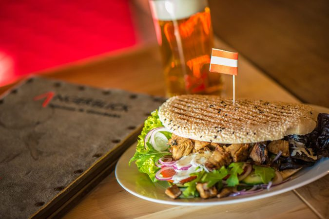 Feiern & Veranstaltungen in Bad Hofgastein - Après-Ski Lounge & Restaurant Angerblick