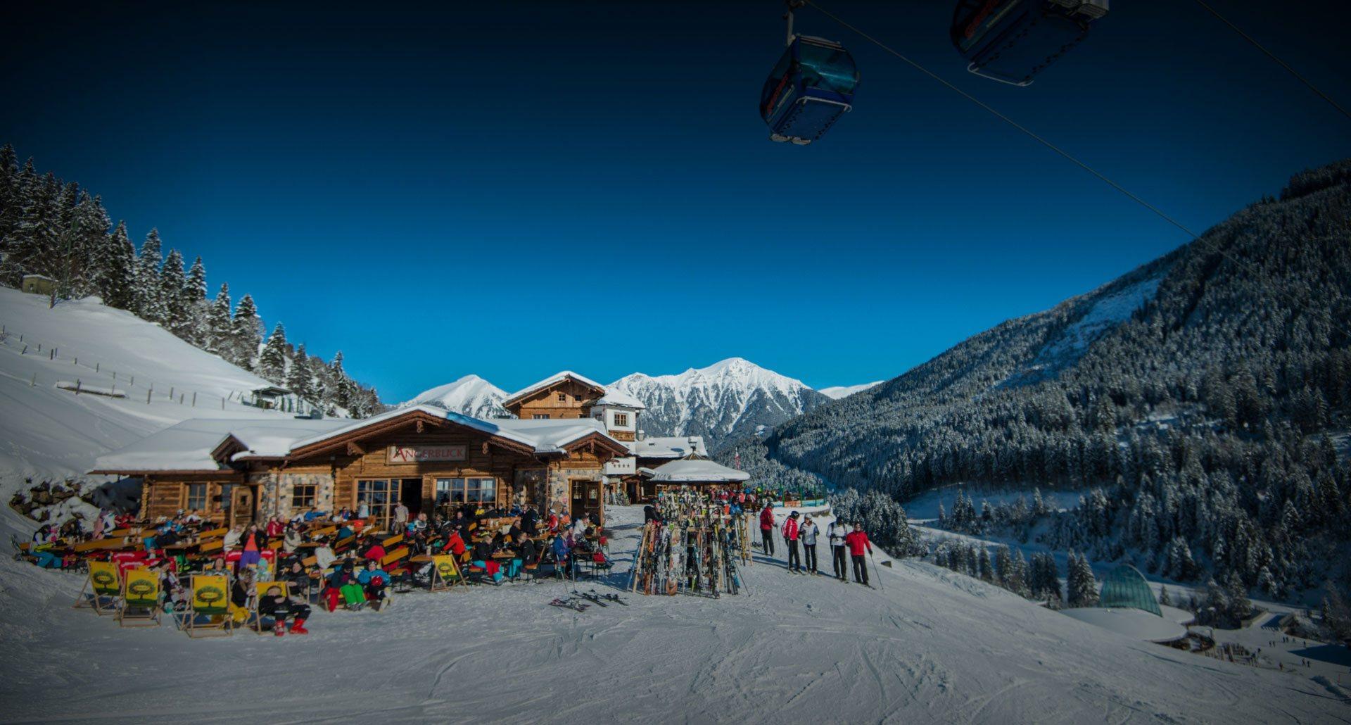 Skihütte & Ski-Restaurant in Bad Hofgastein, Gasteinertal