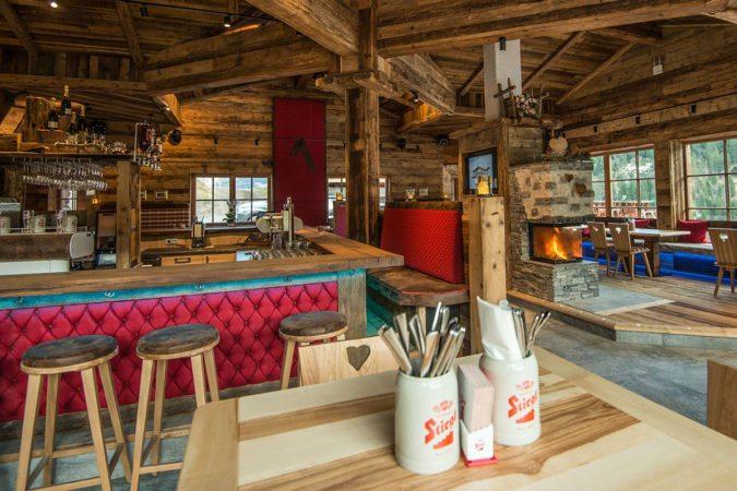 Tischreservierung - Après-Ski Lounge & Restaurant Angerblick in Bad Hofgastein